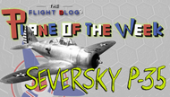 Plane of the Week: Seversky P-35