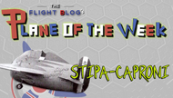 Plane of the Week: Stipa-Caproni