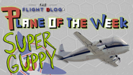 Plane of the Week: Super Guppy Turbine
