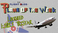 Plane of the Week: Lockheed L-1011 TriStar