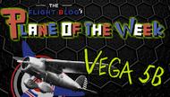 Plane of the Week: Vega 5B
