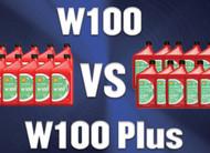 AeroShell Oil W100 vs W100 Plus