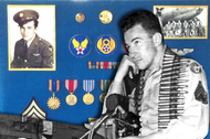 The story of a 22-year-old WWII bomber pilot, his journal, 50 missions, and his proud son.