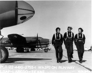 A Look at WASPs: The Women Airforce Service Pilots of WWII
