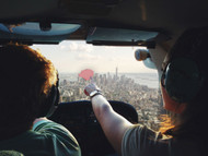 Pilot Encounters with Macy's Thanksgiving Day Parade Balloons