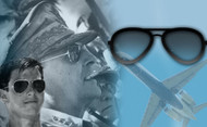 The History of Aviator Sunglasses (and their enduring popularity)