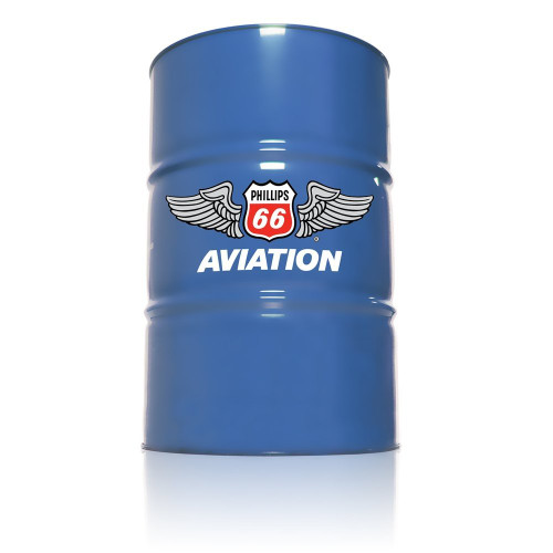 Phillips 66 Victory Aviation Oil 100AW - 55 Gallon Drum