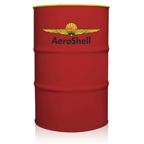 AeroShell Oil W100 Plus - 55 Gallon Drum