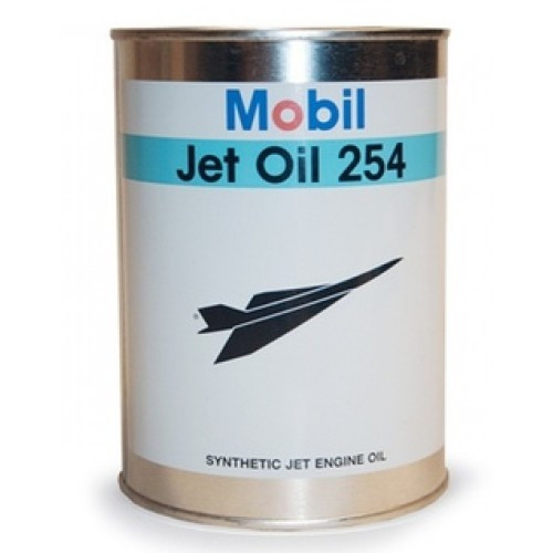 Mobil Jet Oil 254 - 1 Quart Can