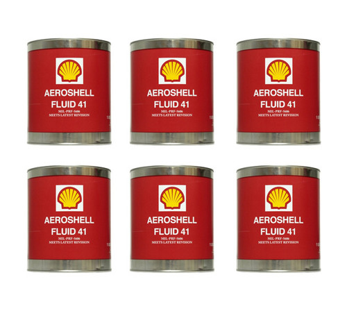 AeroShell Fluid 41 - 6/1 Gallon Case