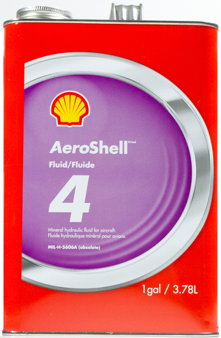 AeroShell Fluid 4 - 1 Gallon Can
