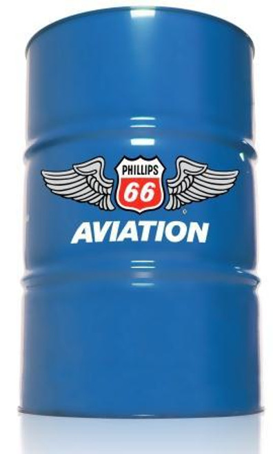 Phillips 66 Victory AW 20w-50 Aviation Engine Oil - 55 Gallon Drum