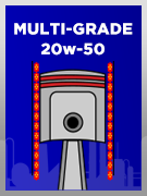 Multi-Grade 20w-50 Break-In Oil