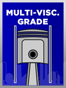 Multi-Viscosity Ashless Engine Oil for Normal Use