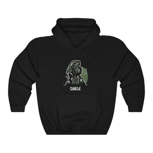 Sarge Unisex Heavy Blend™ Hooded Sweatshirt