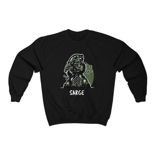 Sarge Unisex Heavy Blend™ Crewneck Sweatshirt