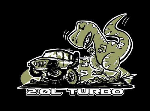 Turbo Decal