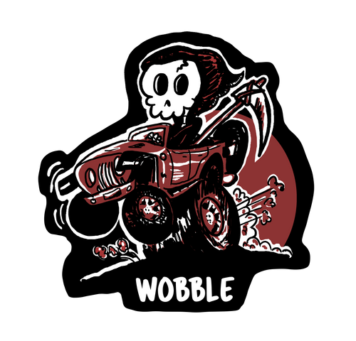 Wobble Decal