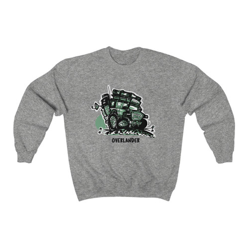 Overlander Unisex Heavy Blend™ Crewneck Sweatshirt