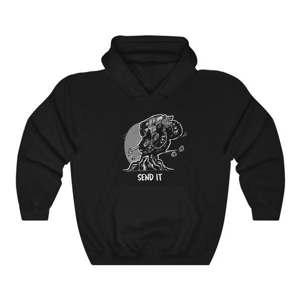 Send It Unisex Heavy Blend™ Hooded Sweatshirt