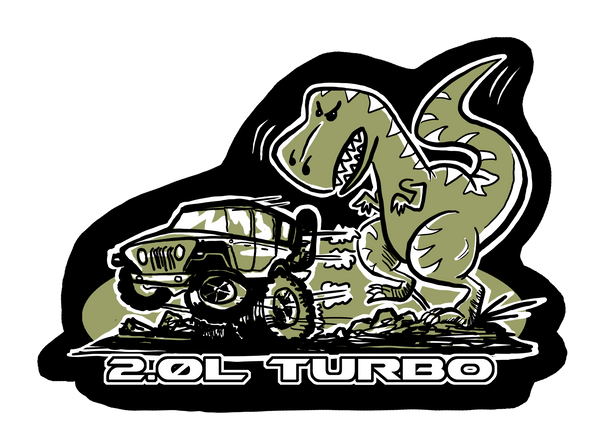 Turbo Decal