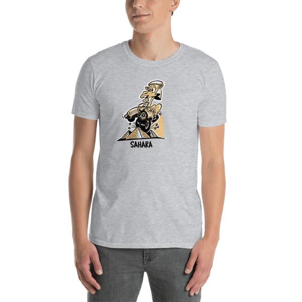 Sahara Short-Sleeve Unisex T-Shirt