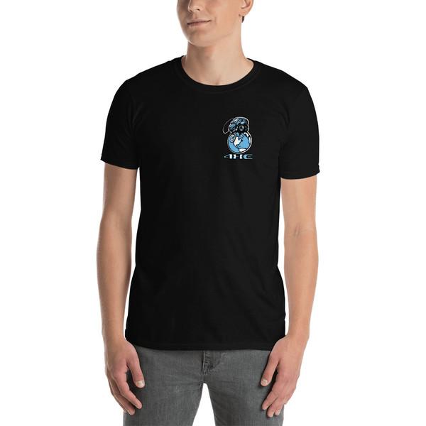 4xe Logo Short-Sleeve Unisex T-Shirt