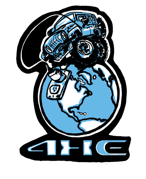4xe Decal