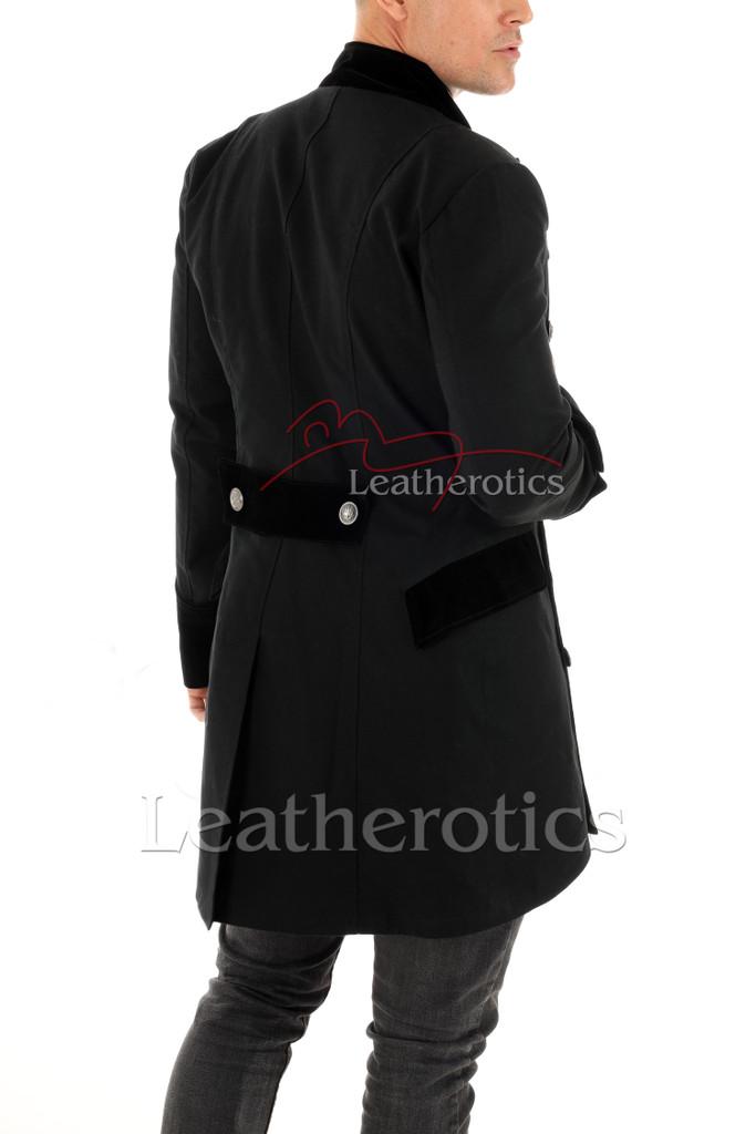 Men's historical jacket 2