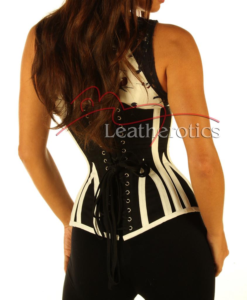 corset with Hip Gores
