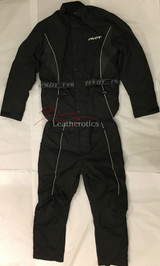 New Full Breathable Fabric Gore-Tex Boys Biker Suit Jacket