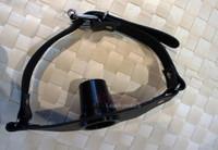 Feeder Heavy-duty Leather Pipe Gag Leatherotics pic 2