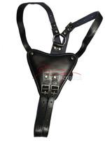 Chastity Belt Adjustable Leather Waist Bracelet