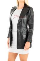 Women's Leather Tunic 3