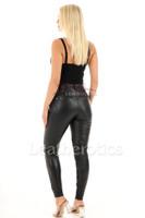 Leather Leggings Skinny Fit 4