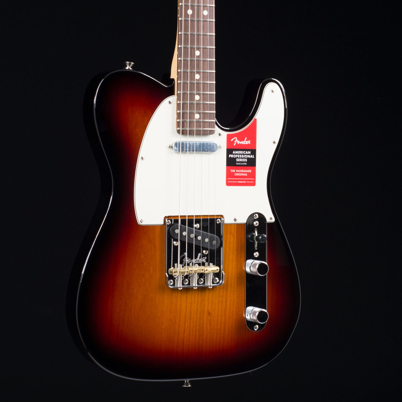 fender american professional telecaster sunburst. Black Bedroom Furniture Sets. Home Design Ideas