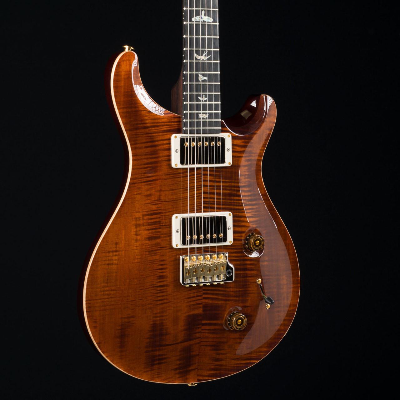 prs custom 22 10 top rosewood neck tortoise shell 8813 at moore guitars. Black Bedroom Furniture Sets. Home Design Ideas