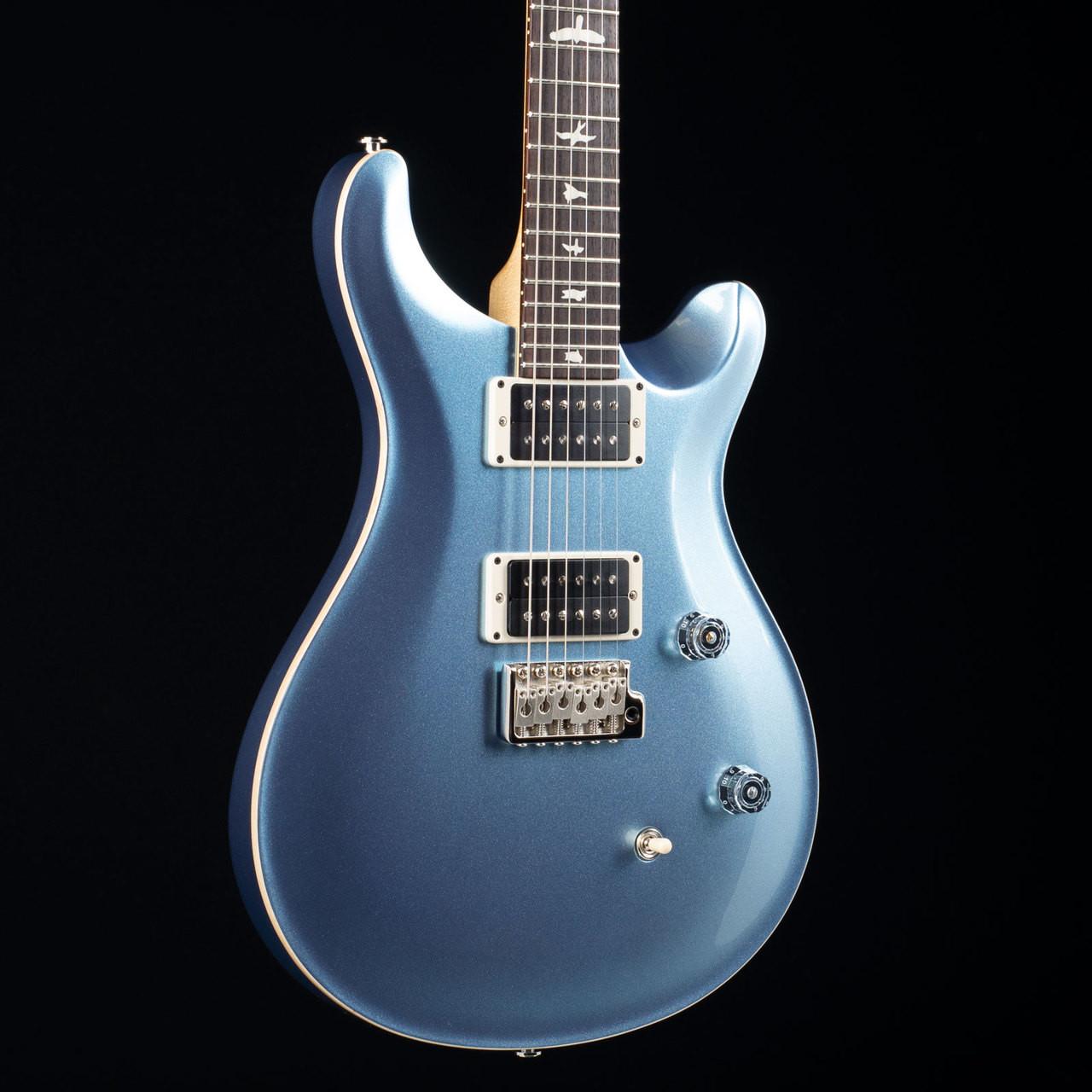 prs ce 24 frost blue metallic 2392 at moore guitars. Black Bedroom Furniture Sets. Home Design Ideas