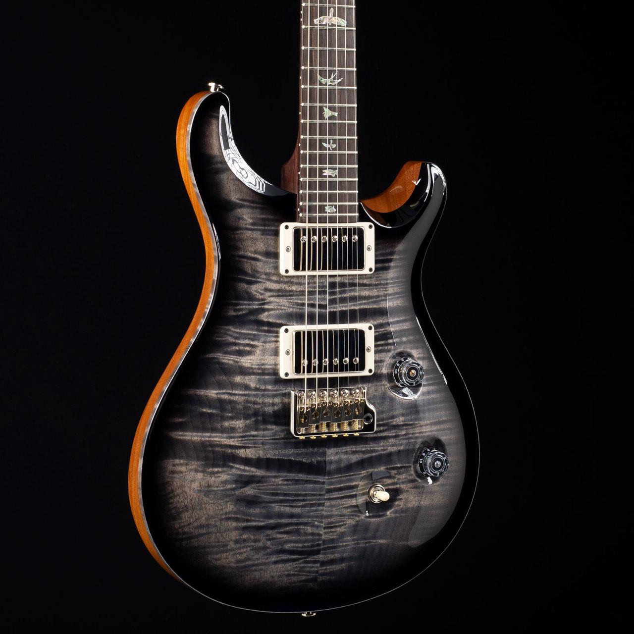Prs Custom 24 10 Top : prs custom 24 10 top rosewood neck wood library 3256 at moore guitars ~ Russianpoet.info Haus und Dekorationen