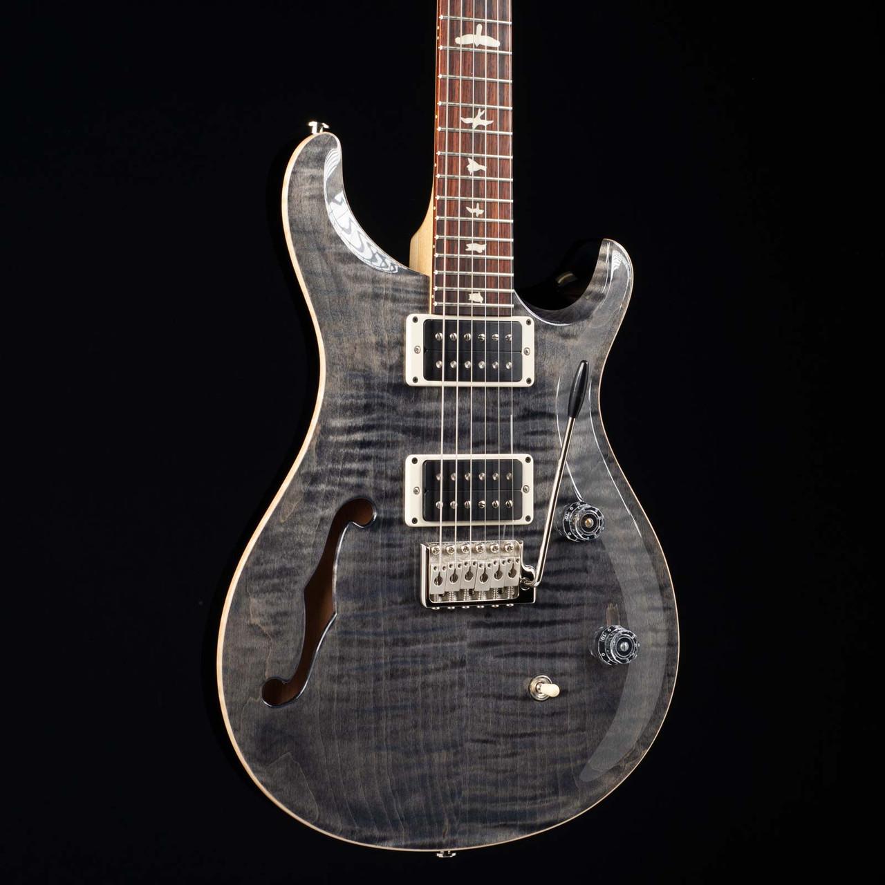 prs ce 24 semi hollow grey black 1033 at moore guitars. Black Bedroom Furniture Sets. Home Design Ideas