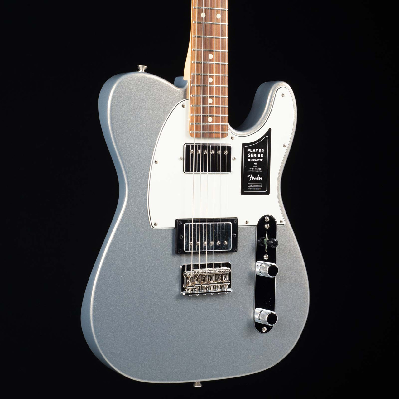 Fender Telecaster Hh >> Fender Player Telecaster Hh Silver 011 At Moore Guitars
