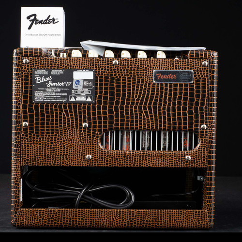 Fender Limited Edition Blues Junior IV Alligator Edition 5003