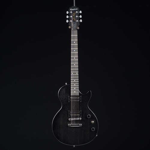 Epiphone Les Paul Special VE Vintage Worn Ebony 557   Call 888-794-8482 To  Order!