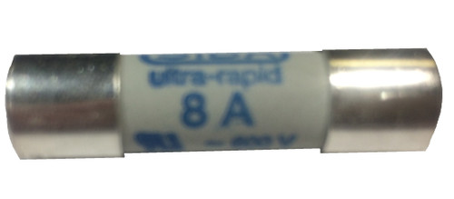 SIBA Fuse 6003305 60 033 05 60-033-05 10 x 38 mm 8A Ultra Rapid Fuse
