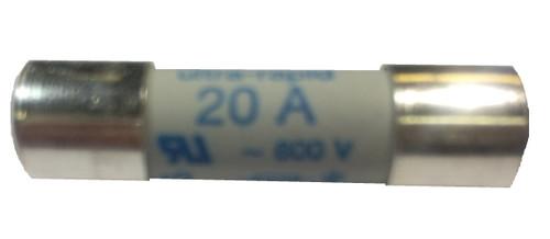 SIBA Fuse 6003305 60 033 05 60-033-05 10 x 38 mm 20A Ultra Rapid Fuse