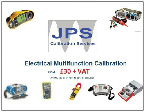 Bicester Green Standard Traceable Calibration