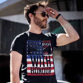 Short-Sleeve Patriot Tee