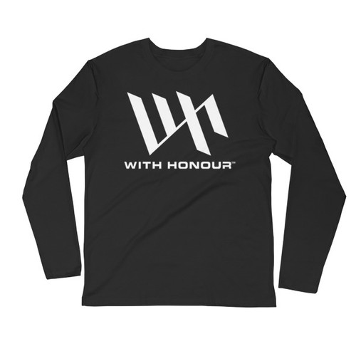 Men's WH Long Sleeve Fitted Shirt