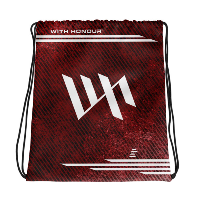 Inferno Drawstring Bag