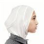 Vision Glasses Sport Hijab White